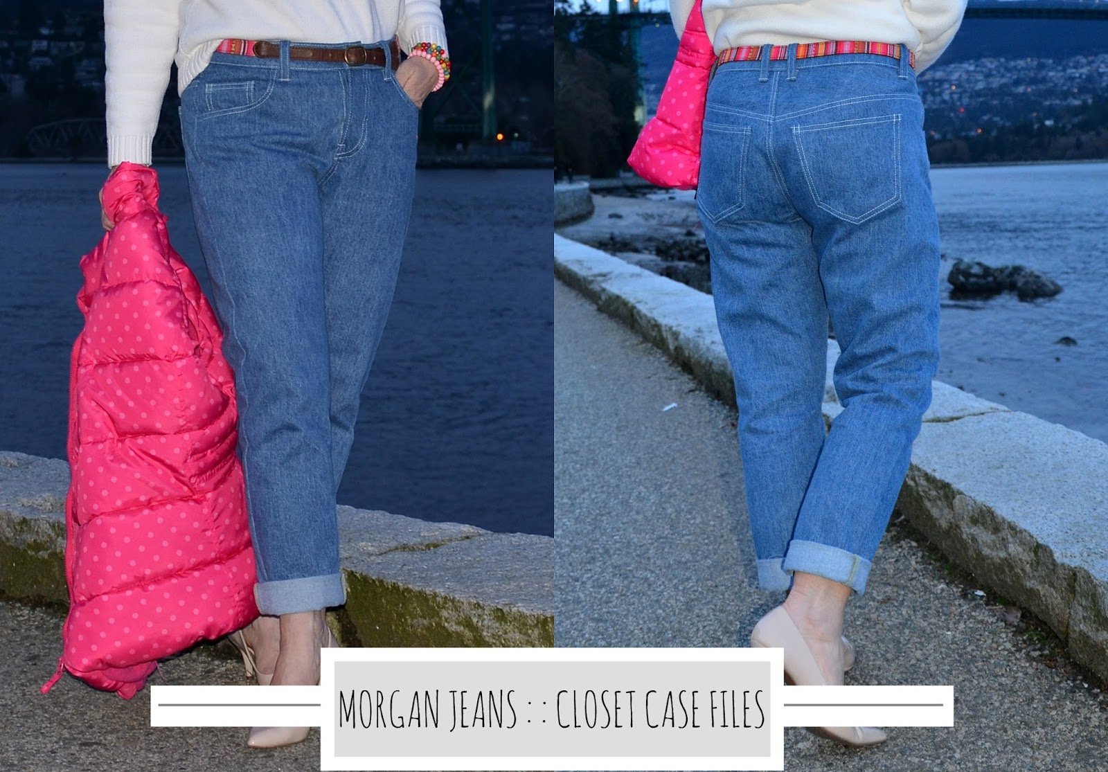 Morgan Boyfriend Jeans, Closet Case Files