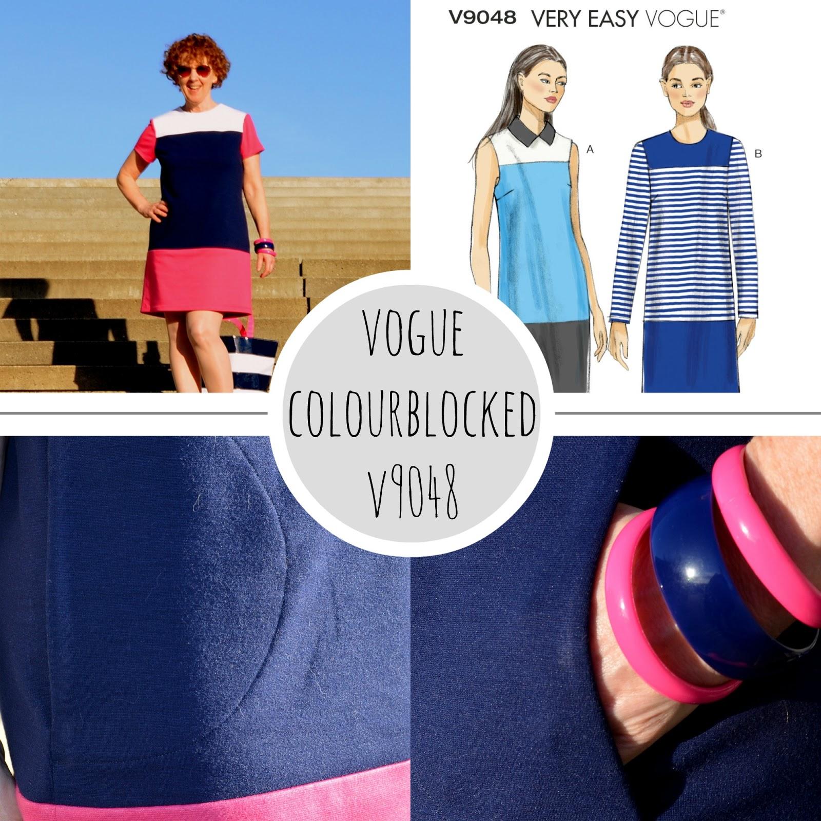 Vogue Pattern V9048, 9048